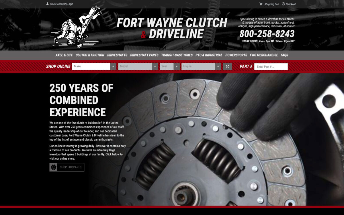 Fort Wayne Clutch - Home Page