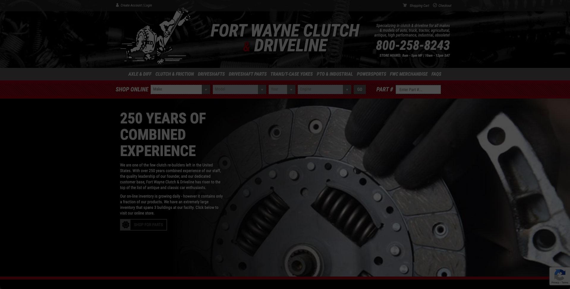 Fort Wayne Clutch & Driveline
