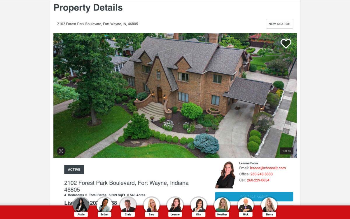 LT Real Estate - Listing